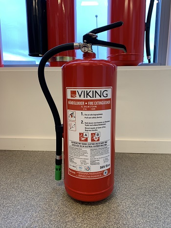 viking brannslukker